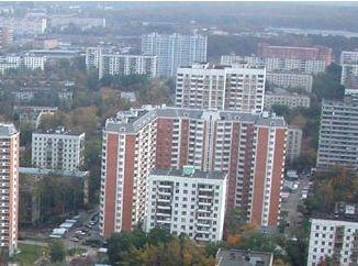 Рейтинг перспективных спальных районов Москвы