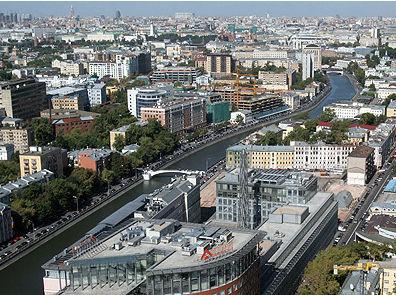 Топ-5 самых спортивных районов Москвы