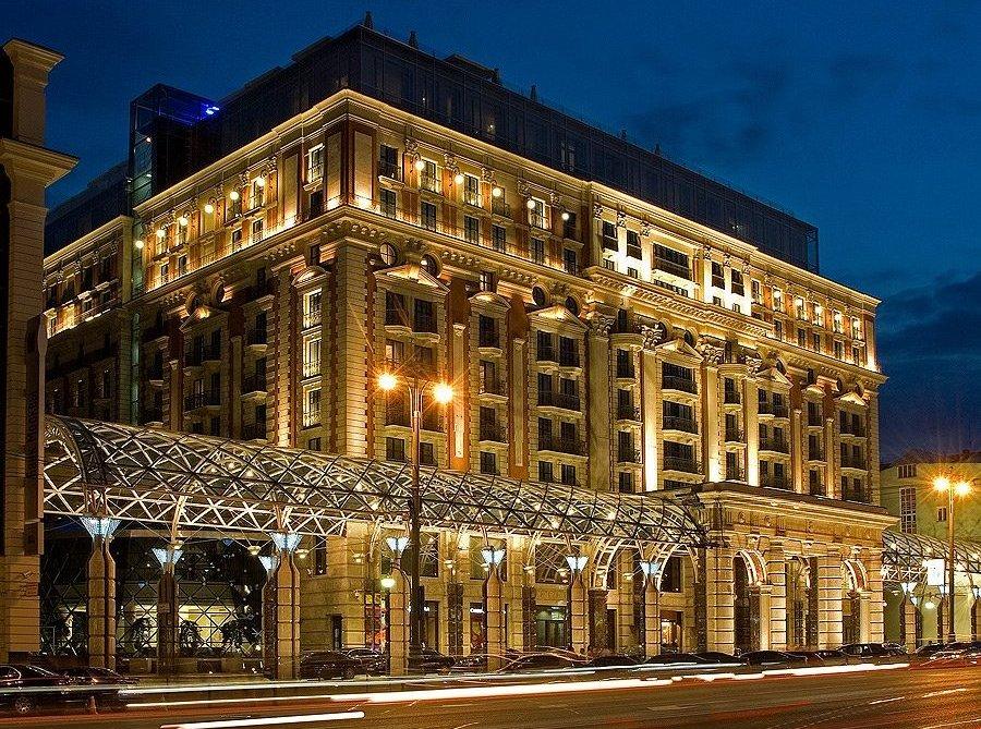 Исследование рынка купли-продажи гостиниц Москвы и Санкт-Петербурга