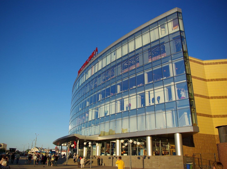 Обзор рынка торговых, торгово-развлекательных и торгово-офисных центров Нижнего Новгорода за сентябрь 2010