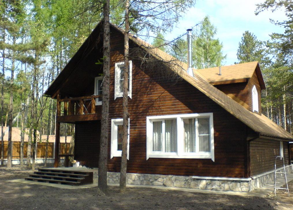 Большинство новых загородных поселков расположено на Новорижском шоссе