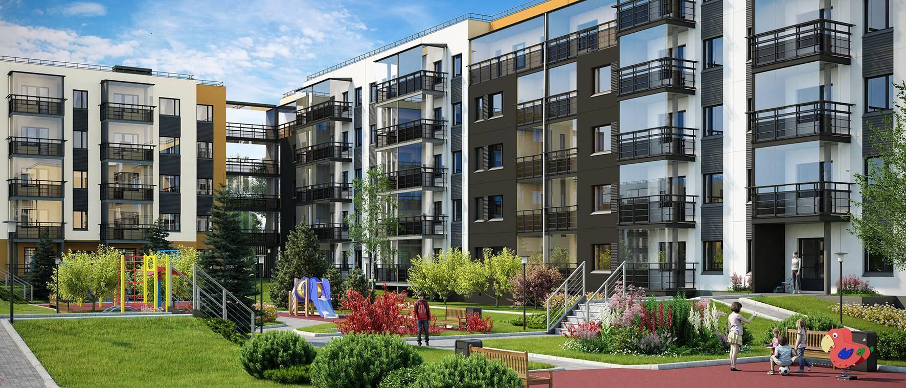 Квартира в пригороде: ценность на все времена