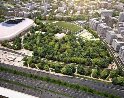 Игорь Рыбаков стал первым покупателем офисной недвижимости проекта «ВТБ Арена парк» - Фото