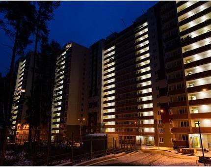 ЖК «Успенский»: доступный жилой квартал на Рублево-Успенском шоссе — Фото
