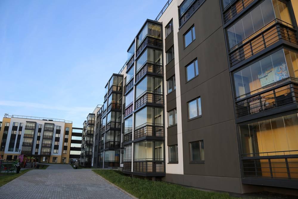 Квартиры в Юттери: петербургская прописка по областной цене