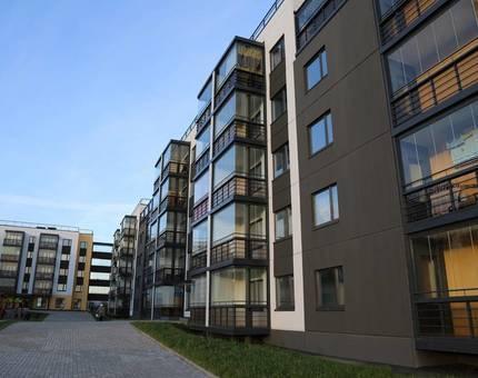Квартиры в Юттери: петербургская прописка по областной цене - Фото