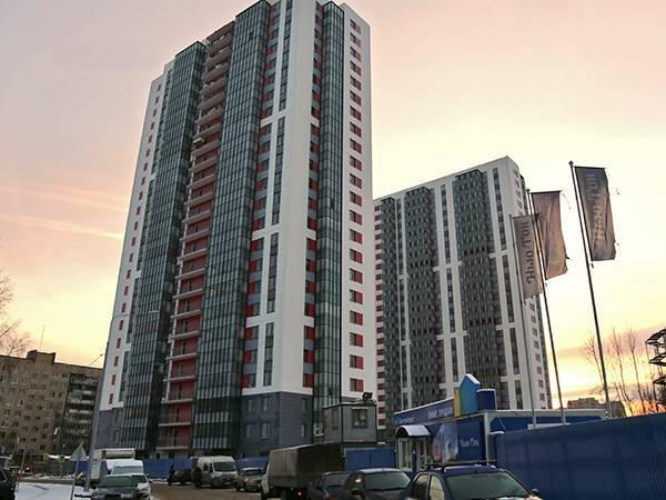 Ленстройтрест: квартиры в европейских кварталах