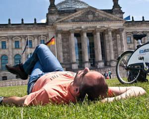 Двухколесное счастье: лучшие «велосипедные» города мира  - Фото