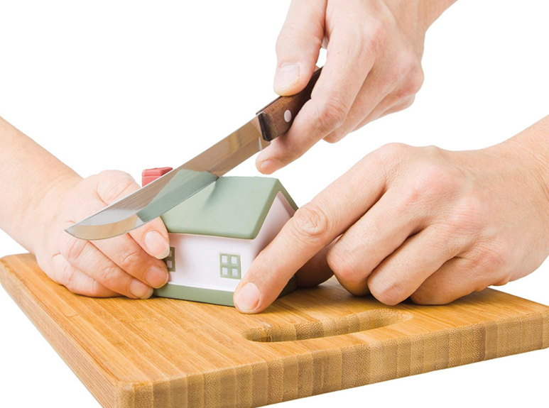 Как при разводе делится квартира в ипотеке