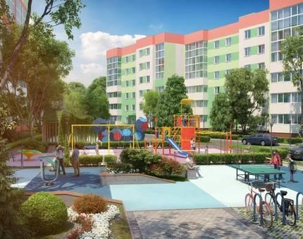 Комфортный ЖК «Томилино»: квартиры от 1,9 млн. рублей в восьми километрах от МКАД - Фото