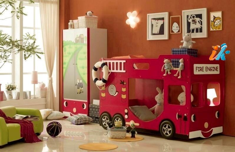 Недетские задачи при ремонте детской