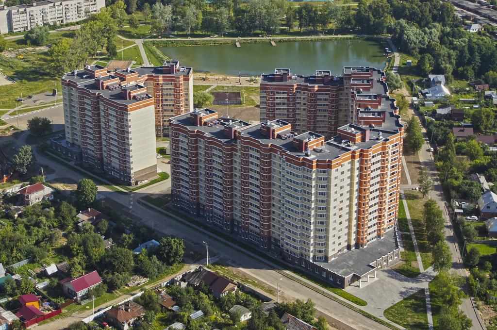 ЖК «Жемчужина»: твоя квартира за 22 800 руб. в месяц