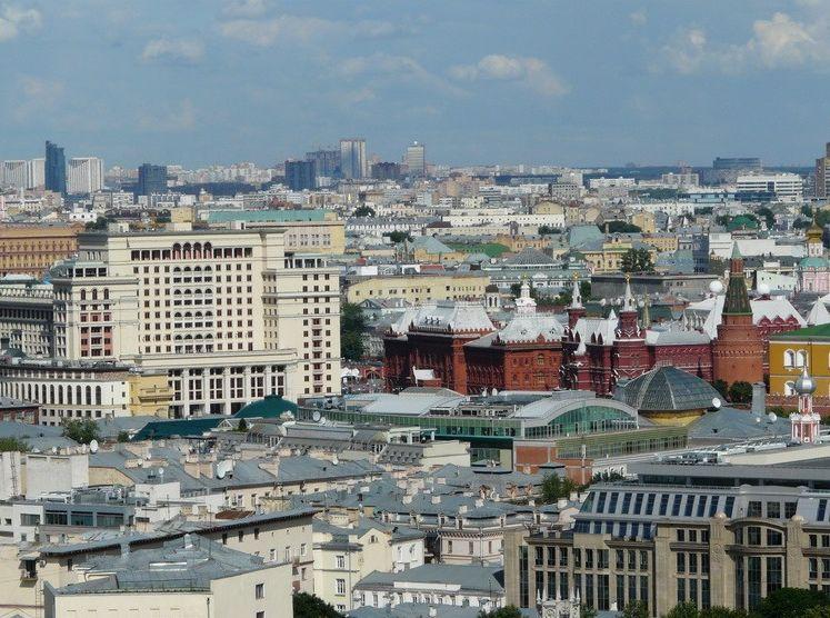 Власти Москвы задумались о брендинге столицы