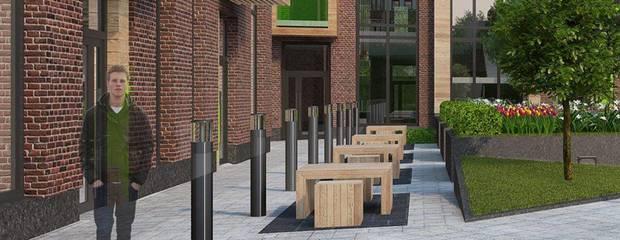 «Живи и работай»: новые жилые комплексы лофтов для современных людей - Фото