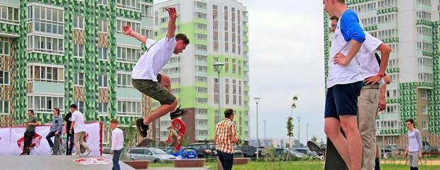 Ленстройтрест: жилые кварталы будущего - Фото