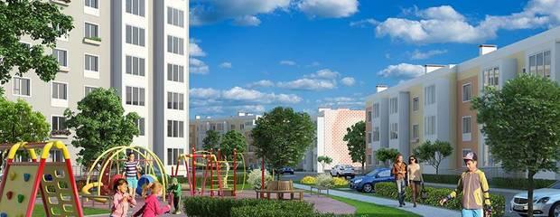 Жилой комплекс «Томилино» — европейский формат по комфортной цене - Фото