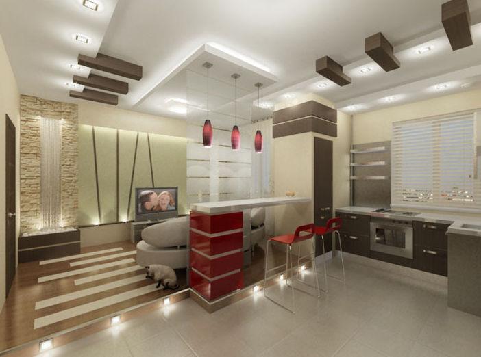 Квартиры-студии – жилье для одиночек и творческой богемы