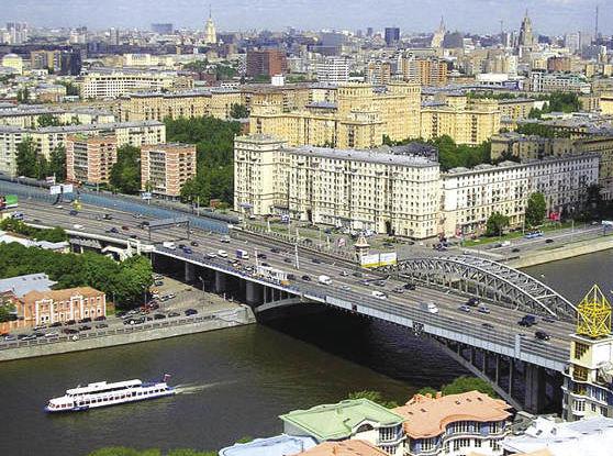 В Москве будет снижена норма плотности застройки в два раза