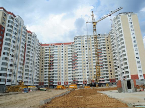 Что сегодня происходит в сфере строительства жилых домов