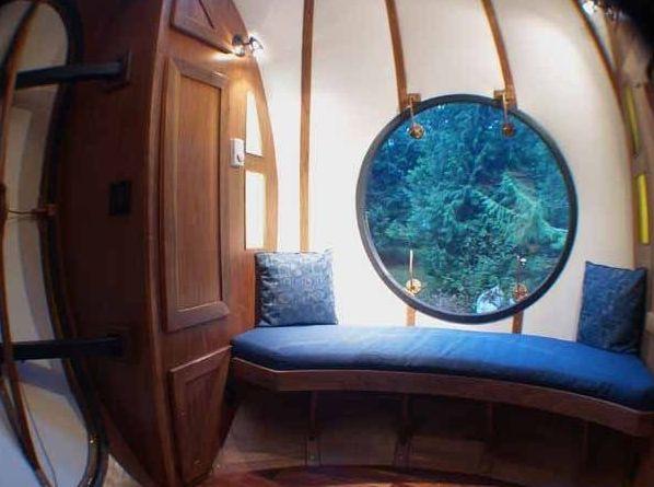 Теплый круг: лучшие круглые решения для дома и жизни