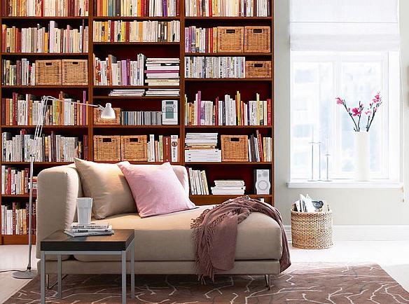 Рай библиофила: лучшие способы обустроить логово любителя книг