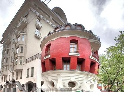 Имя в народе: московские здания, которым дали забавные клички