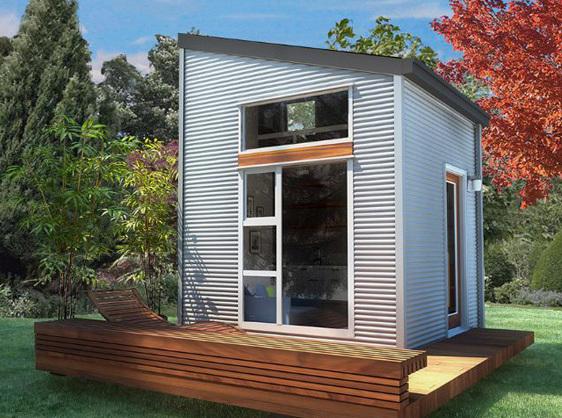 «Скворечник» для продвинутых: мини-дома как привычка экономить на всем, кроме уюта