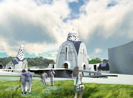 Храмы XXII века: инновационный взгляд на православную архитектуру