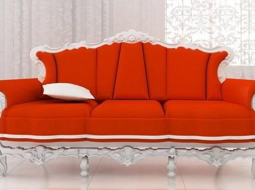 Я здесь главный: жизнь яркого дивана в интерьере