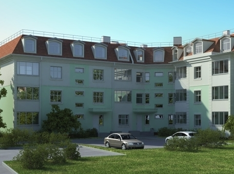 Малоэтажное Подмосковье: квартиры дешевле обычных на 14%