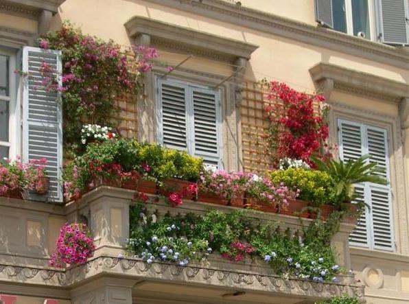Дополнительное место: 12 идей по обустройству балконов