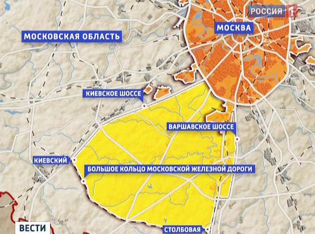 Новая Москва: кто отправляется покорять присоединенные территории?