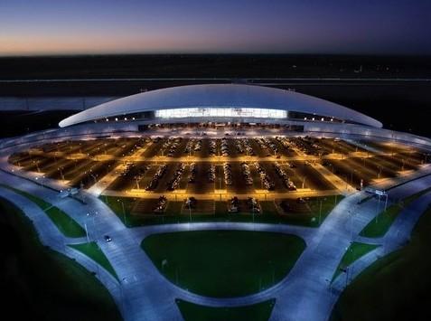 Воздушный причал: самые красивые аэропорты в мире