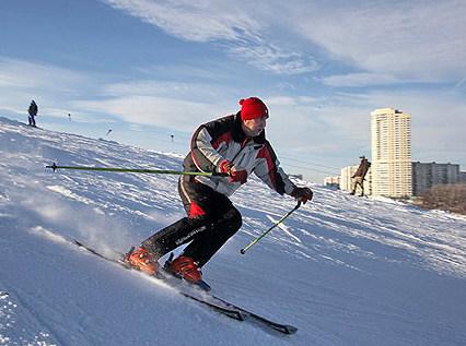 Мечта спортсмена: квартиры в Москве рядом с горнолыжными склонами