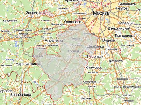Новая Москва: за год новостроек стало на 190 больше