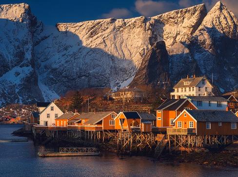 Для социофобов: самые маленькие города и деревни мира