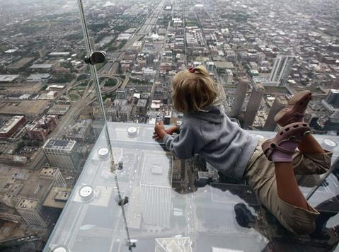 Над городом: самые необыкновенные смотровые площадки мира