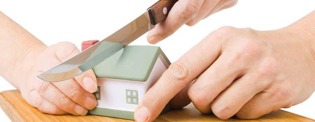 Как при разводе делится квартира в ипотеке - Фото