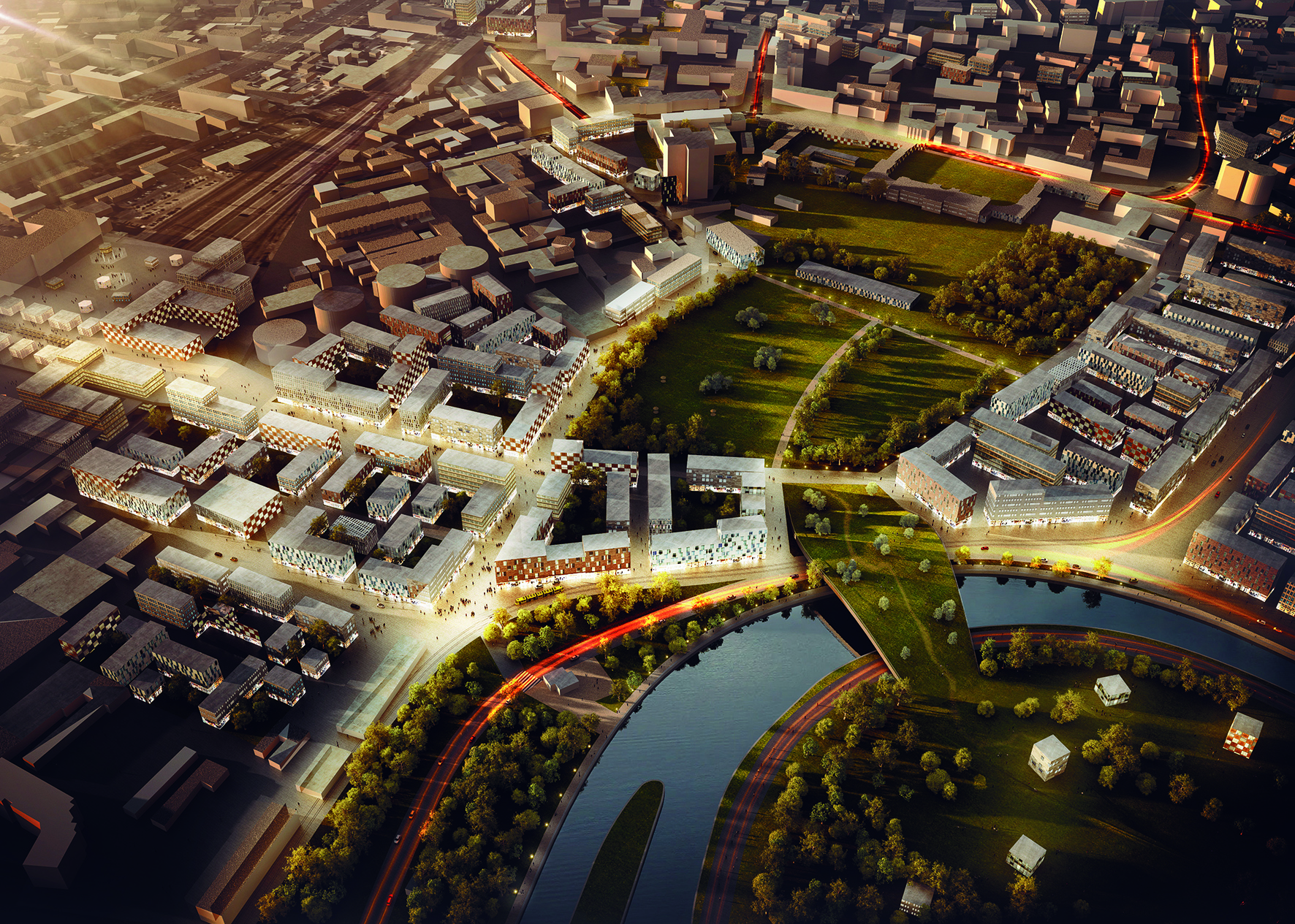 Будет город-сад: новая жизнь промышленных районов