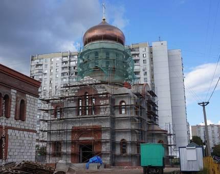 Столичный юг застроят церквями шаговой доступности - Фото