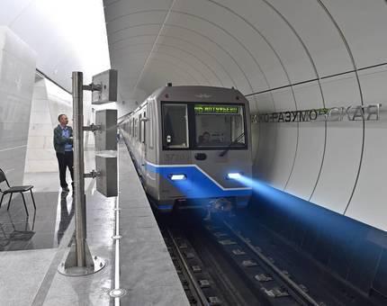 Пассажиры новых станций «салатовой» ветки сэкономят в пути до 22 минут - Фото