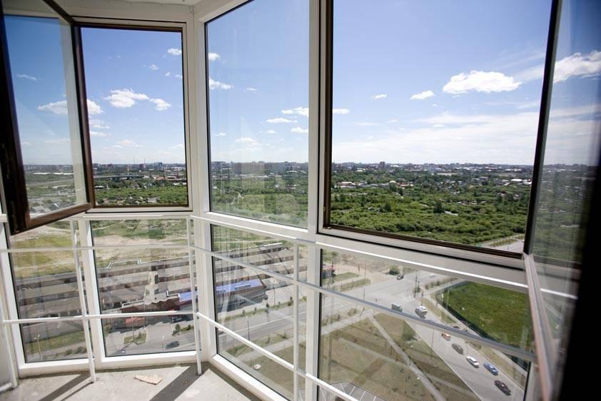 Широкий кругозор: военнослужащие предпочитают квартиры с панорамными окнами