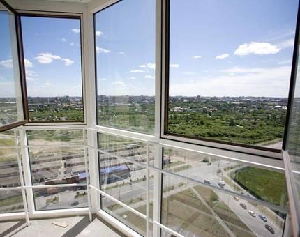 Широкий кругозор: военнослужащие предпочитают квартиры с панорамными окнами - Фото