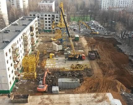 Столичным пятиэтажкам при реконструкции надстроят этажи - Фото