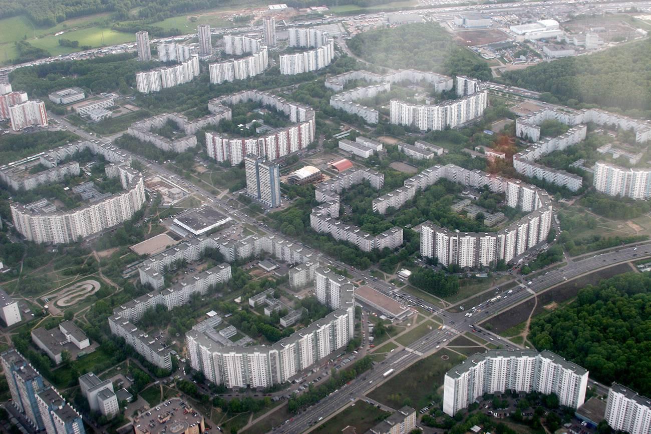 Шувалов не советует россиянам жить районах типа Ясенево и Крылатское