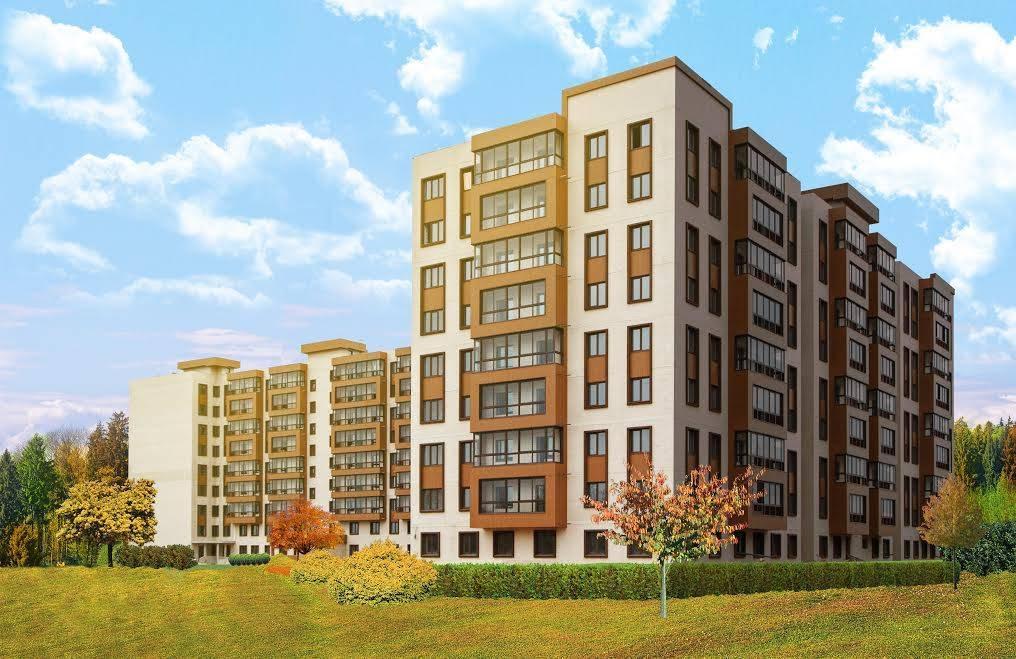 Покупали квартир в ЖК «Пироговская Ривьера» выбирают «двушки» и «трешки»