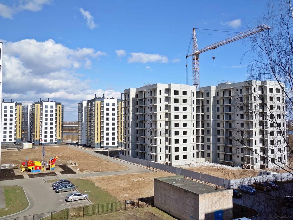 Москва уходит от строительства одинаковых панельных домов