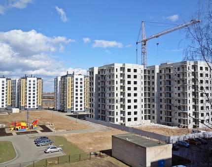 Москва уходит от строительства одинаковых панельных домов - Фото