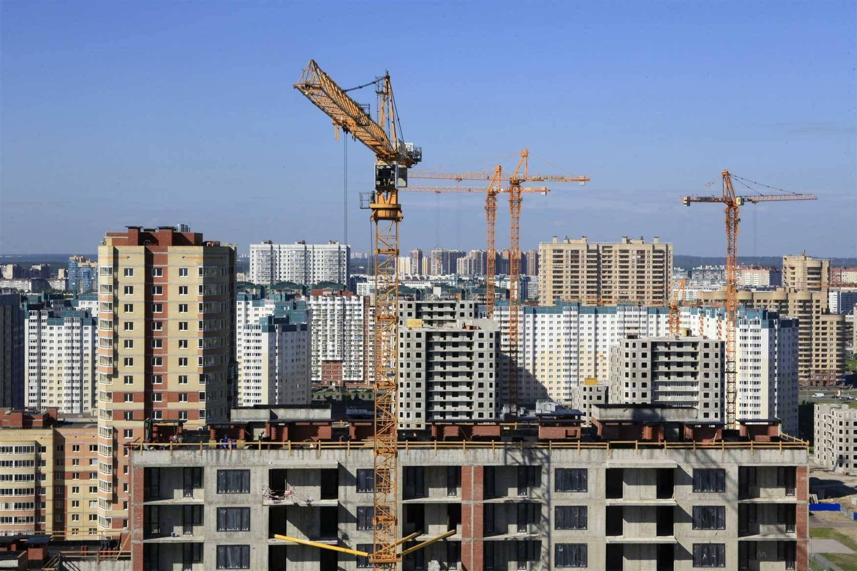 В Москве вычислили округа с самым богатым выбором нового жилья