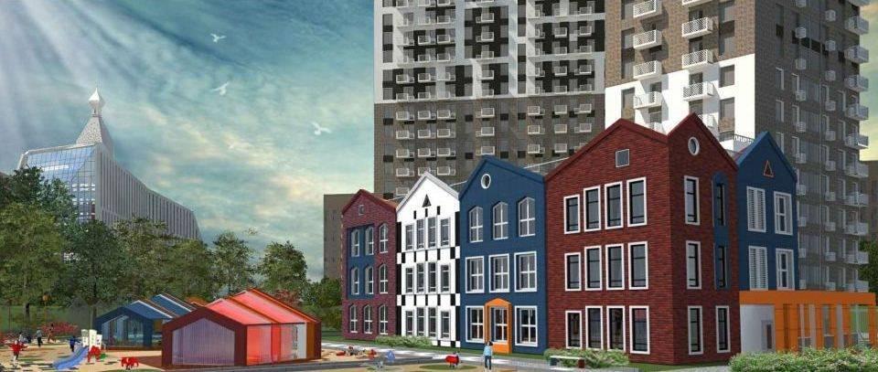 На юго-востоке возведут детский сад в голландском стиле